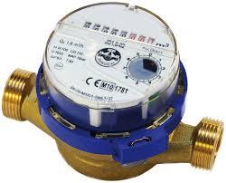 Ugradnja mjerila potrošnje vode